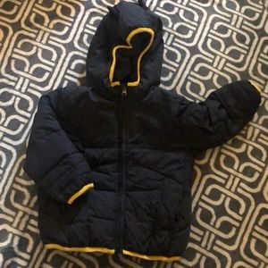 Gap Boys Batman puffer jacket